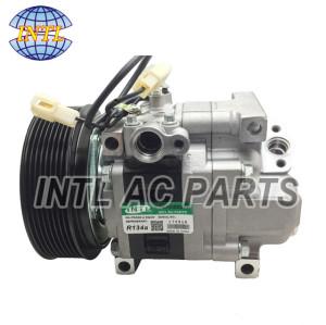 Auto ac Panasonic Mazda 5 6 2.0 CD/2.0 DI 1998/2261cc 2002-2008 compressor China manufacturer GAM661K00 GJ6F61K00 H12A1A24DC MZ70CM0821