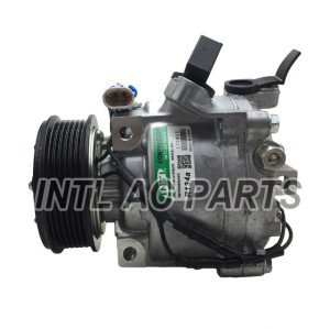 Compressor QS90 6PK for Chevrolet GM Spin / Onix 52067907