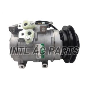 A/C Compressor China manufacture denso 10S17C for Toyota Land Cruiser Prado LJ120 LJ120R-GKMEE 3.0D 4D 2002-2010 2009 88320-6A091 88320-6A090