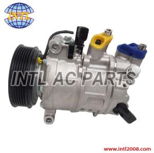8G0260805N 8T0260805F 6SAS14C Air Conditioning Car AC Compressor/pump for Audi A4/a5/q5 2.0 Tdi 2012 To 2016