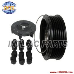 AUTO AC COMPRESSOR CLUTCH ASSENBLY AUDI  A3 A4 A8 Q5 4F0260805AC 4F0260805AC
