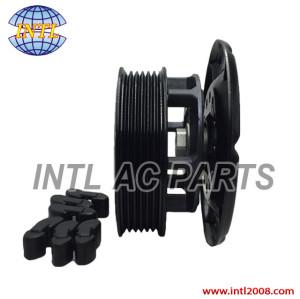 Denso 5SE12C 6PK 105 mm a/c ac clutch for compressor JEEP PATRIOT Compass Sebring 5058228AE 5058228AI P55111423AF 447190-5050