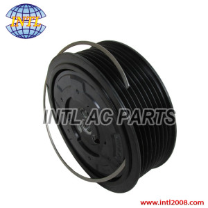 air conditioning magnetic clutch ASSEMBLY auto ac a/c compressor magnetic clutch 8 grooves pulley denso 7SEU16C 8PK 105.5/100mm