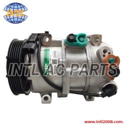 DVE12 auto air conditioning Car ac compressor for Hyundai Accent 977011R900 P30013-4111
