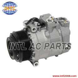 NEW A/C COMPRESSOR CO 11244C Freightliner Sprinter 2500 3500 0002307611