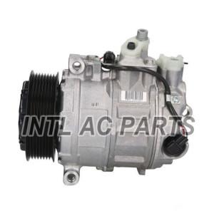 DENSO 7SEU16C Car AC Compressor for Mercedes-Benz C32 AMG 3.2L 0002307811 447170-8001