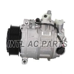 DENSO 7SEU16C Car AC Compressor Mercedes-Benz C32 AMG 3.2L 0002307811 447170-8001