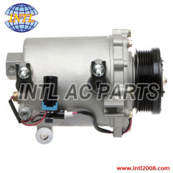 MSC130CVSG 78482 Car AC Compressor for Cadillac DeVille/Pontiac Bonneville 1520412 2020753