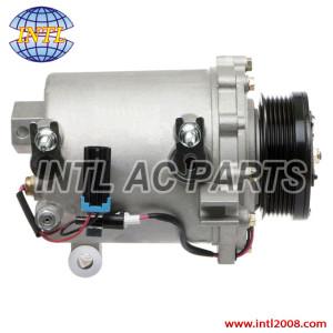 MSC130CVSG 78482 Car AC Compressor for Cadillac DeVille/Pontiac Bonneville 1520412 2020753