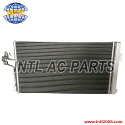 New 6398350270 6398350470 A6398350270 A6398350470 Auto Air Conditioning AC Condenser for Mercedes-Benz Viano 670x392x16