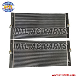 New Auto AC Condenser for Toyota Coaster mini Bus 24V 770X340X15mm