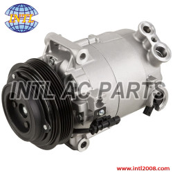For Buick Lacrosse For Cadillac XTS For Chevy Impala New A/C Compressor 22986911