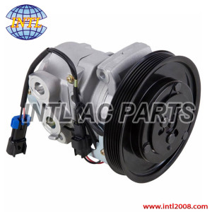 10S15C Auto air conditioning car ac compressor for Freightliner All Truck Models 2265772000 22-65772-000