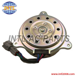 electrical radiator fan motor for Nissan March Sunny N17 HR15 21487-1HS0A 21487-1HSoA