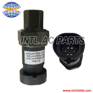 auto A/C Pressure Switch For Renault Scenic Sensor pressure oem# 7700424025 770-04240-25 7/16-20 UNF Female