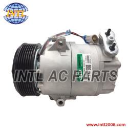 auto ac compressor for OPEL CORSA CLASSIC/CELTA/PRISMA/ASTRA/VECTRA/ZAFIRA/FIAT STILO/OALIO/PUNTO 93381741 93380698 93380354 93383487 93381742 517075717 51861435