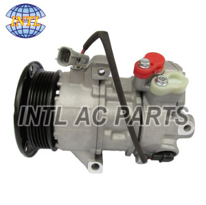 7813A132 MR568990 7813A058 447220-9683 447220-9685 5SE09C auto ac compressor for Mitsubishi Colt/MCC SMART (factory)