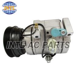 denso 10P13E car air conditioning auto ac compressor for KATO 70TON CRANE 447200-7344 4472007344