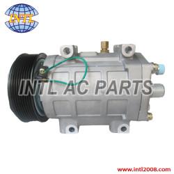 Auto ac compressor air conditioner for Unicla UX-200 UX200 8pk 24V