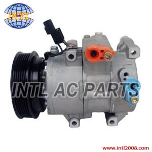 Doowon 6SBU16 air ac compressor Hyundai Veloster Accent 1.6 /Kia Cerato Spectra 1.6 1.5 976431J100 977012V000 1127031500 97701-2V000 97643-1J100 11270-31500 97701-2F90 97701-2F800