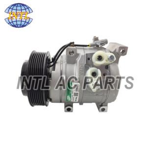 Denso 10S15C auto air conditioning car a/c compressor for toyota 447260-8281 447190-2661 447190-2661 88310-21140 88310-0K460 88320-21100 471-1006 Four Seasons 97365