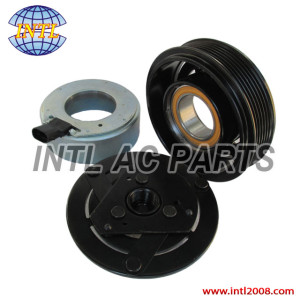 Auto Car AC Compressor Clutch pulley kit for Nissan Opel 2763000Q0J 8200200671
