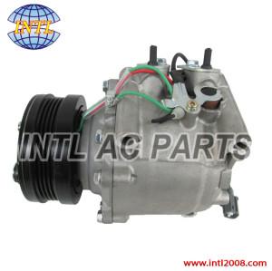 Sanden TRS090 Auto air conditioning Car A/C AC Compressor for Honda CIVIC CR-V 38800-PLE-01 38800-P0A-02 38810-P20-06 38810-P07-024 38800-P28-A01 38800-P28-A02 38800-P2F-A01 38800-P2R-A01 38800-P2R-A04