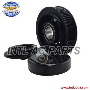 DENSO 10SR15C Auto Car A/C Compressor Clutch pulley kit Honda Accord L4 2.4L 2008-2012 38810R40A01