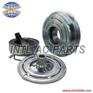 DKS15D DKS-15D Auto Car A/C Compressor Clutch pulley assembly Mitsubishi Triton Strada L200