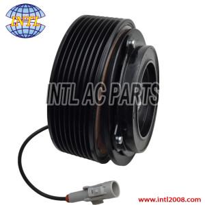 Denso 7SEU17C Auto Car A/C Compressor Clutch pulley assembly for BMW X5 X6 335i 435i 64529217868