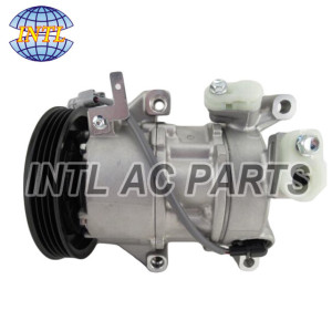 5TSE10C Auto Air A/C Compressor for toyota YARIS VERSO-S Spade DBA-NCP145 8831052750 88310-52750 CO 29303C GE447260-4201