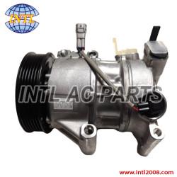 NEW AC Compressor for toyota yaris auris 447260-4201 88310-0D400 700510942 DRI