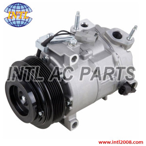 198340 68158259AC car air conditioning ac compressor for Dodge Challenger Charger Chrysler 300 447160-7102 447160-7104
