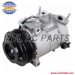 198340 68158259AC Ac compressor Dodge Challenger Charger Chrysler 300 447160-7102 447160-7104