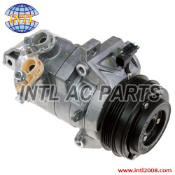 DKS-20DT air conditioning A/C Compressor 168665 for Ford F-150 2015-2016 FL3Z-19703-A FL3H-19D629-AB