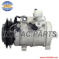 10S17C Auto Ac Compressor MITSUBISHI PAJERO MONTERO V90 V80 447190-7050 7813A084