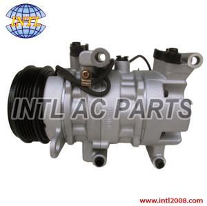 Panasonic Mazda 3 5 L4 2.0L 2.3L 2000cc 2260cc AC compressor CC43-61-450E CC43-61-K00A BP4S-61-K00 H12A1AH4FX for Mazda 5 Mazda 3