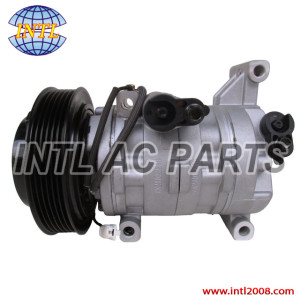 air ac conditioning compressor Mazda 3 1.3 1.6 2003-2009 BP4K-61-K00 H12A1AG4DY H12-A1A-G4DY BP4K-61-K00B BP4K61K00A BP4K61K00B