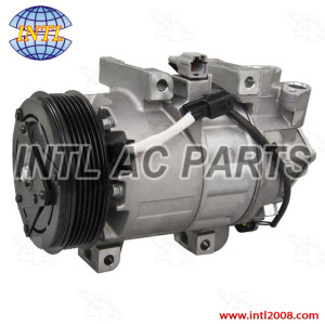 VCS-14EC Auto Air conditioner AC A/C Compressor for Nissan Altima Rogue 98664 92600-4BB2A 92600-3TA6B 140918NC 2022518 7513201 CO29073Z 6513059