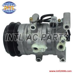 Manufacturer Denso SCSA06C SCS06 Toyota Echo L4 1.5L 1497cc 2000-2003 auto ac air compressor 88320-52010 8832052400 88320-52040 8832052040