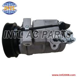 10SRE18C Car a/c Compressor - Denso 447280-0452 Chrysler/Ram 55111442AD 55111442AG