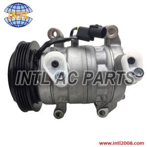 CR12SB for Mitsubishi L200 2.4 DIESEL 7813A673 7813A671 92600d250c 92600D250B B150702289 Auto air Conditioner car ac compressor