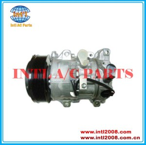 DENSO 6SEU16C a/c compressor,air conditioning 447190-3170 447190-3172 88310-48091 for Toyota Harrier and Lexus RX330 447190-3170 447190-3172 88310-48091 447190-7200 447180-3170   88310-48091   447190-7200 447180-3170  4471903170 4471903172 8831048091 4471907200 4471803170   8831048091   4471907200