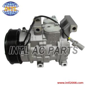 10S11C for Toyota Avanza AUTO AC COMPRESSOR 6pk 124mm 12V