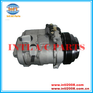 Auto ac (a/c) compressor DENSO 10S17C for BMW X5 2004 oem#MC447220-3322