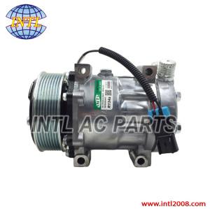 Sanden 7H13 4454 7320 Universal Heavy Duty Ag Applications AC compressor 20-10190 32141 SD4454 SD7320