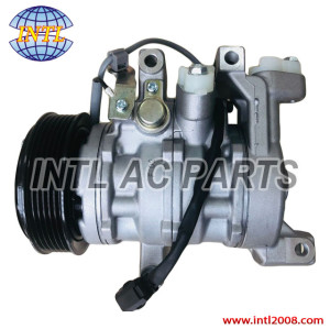 2013-2016 Honda Civic/ Acura ILX AC PUMP TRSE09 AIR COMPRESSOR 38810-R1A-A01 38810R1AA01 256168 276238 TEM256168 TEM276238 141260NC C2535 CO9779C
