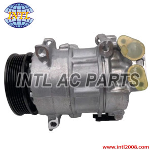 DENSO 5SEL12C AUTO AC Compressor CITROEN DS3 1.2cc 447150-4722 9675655880 9675659880 ZIE 9675659880 1609552980 447150-4723 9675655880