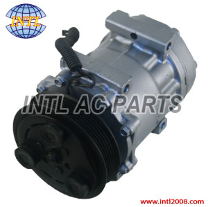 Sanden 4636 4684 4693 4724 4799 4828 7738 7H15 A/C Compressor for SJ cylinder head 55035681 55036312 55037079 55037214 55037214AB 55037214AE 55037360 55037360AB