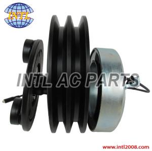 AC COMPRESSOR clutch pulley FOR TM16 AA DKS16 COMPRESSOR  TM16 TM-16
